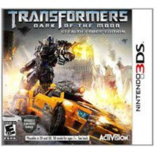 Transformer  Dark Of The Moon Stealth Force Edition