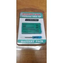 Batterie de rechange pour Console Gameboy SP (GBA Battery Pack)