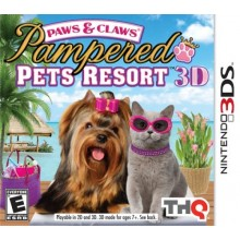 Paws & Claws Pampered Pets Resort 3D
