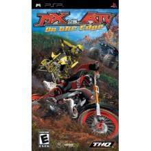 MX Vs. ATV Unleashed On The Edge