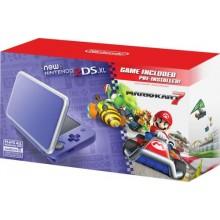Console Nintendo  NEW 2DS XL Mauve ( New 2DS XL Purple)