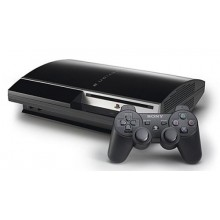 Console Playstation 3 160G Fat