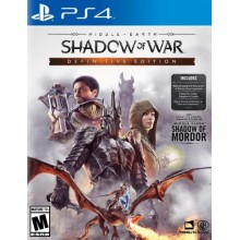 Middle Earth Shadow Of War [Definitive Edition]