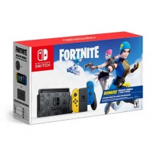 Console Nintendo Switch Fortnite Special Edition