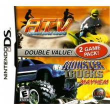 ATV Thunder Ridge Riders and Monster Truck Mayhem