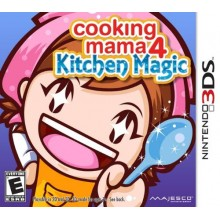 Cooking Mama 4 Kitchen Magic