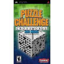 Puzzle Challenge Crosswords and more!