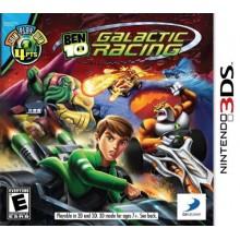 Ben 10 Galactic Racing 3DS