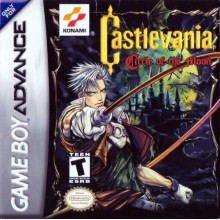 Castlevania Circle of the Moon