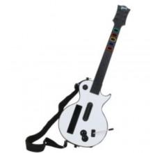 Guitare de guitar hero pour Wii sans fil
