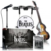 Rock Band Beatles Limited Edition