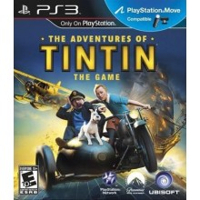 Adventures of Tintin The Game