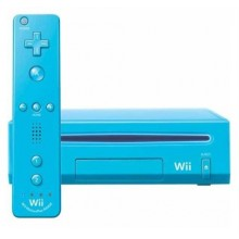 Console Wii Bleue