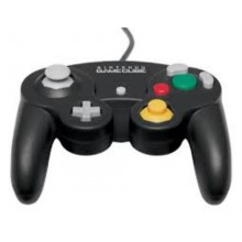 Manette Game Cube Officielle Noire