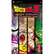 Dragon Ball Z Shin Budokai: Another Road