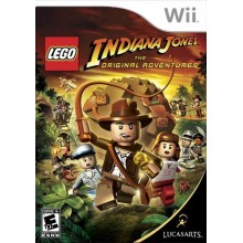Lego Indiana Jones the Original Adventure