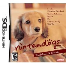 Nintendogs Dachshund and Friends.