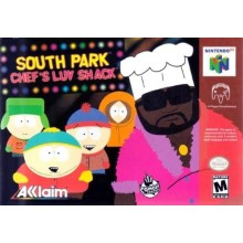 South Park Chef's Luv Shack