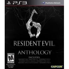 Resident Evil 6 Anthology (Resident Evil 6 Seulement)