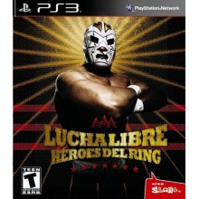 Lucha Libre AAA: Heroes del Ring