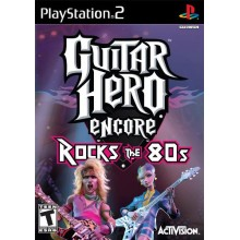 Guitar Hero Encore Rocks the 80's