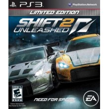 Need For Speed Shift 2 Limited Edition