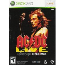 AC/DC Rock Band Track Pack