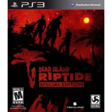 Dead Island Riptide Special Edtion