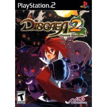 Disgaea 2 Cursed Memories