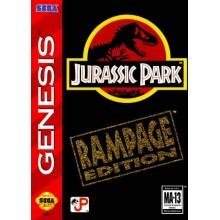 Jurassic Park Rampage Edition