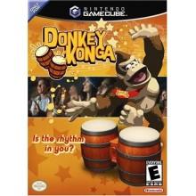 Donkey Konga avec les Bongos