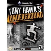 Tony Hawk Underground