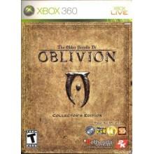 Elder Scrolls IV Oblivion Collector's Edition