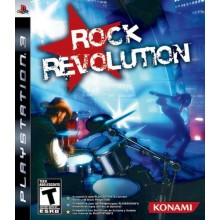 Rock Revolution PS3