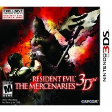 Resident Evil 3D The Mercenaries