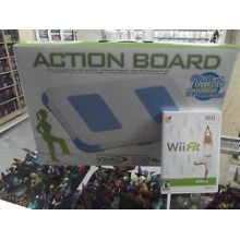 Wii Fit Intec + Jeu