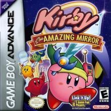 Kirby The Amazing Mirror