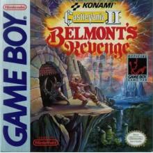 Castlevania II Belmont's Revenge