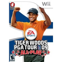 Tiger Woods 2009 All-Play